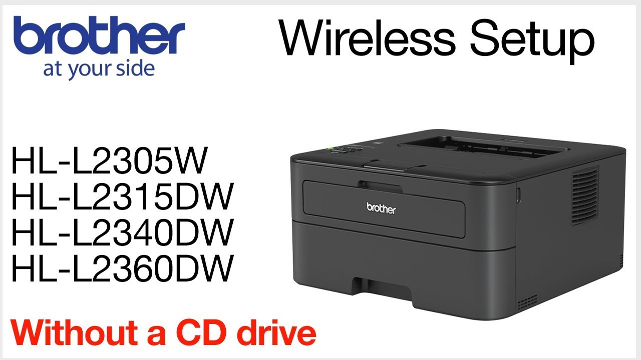 connect Brother Printer to Wifi