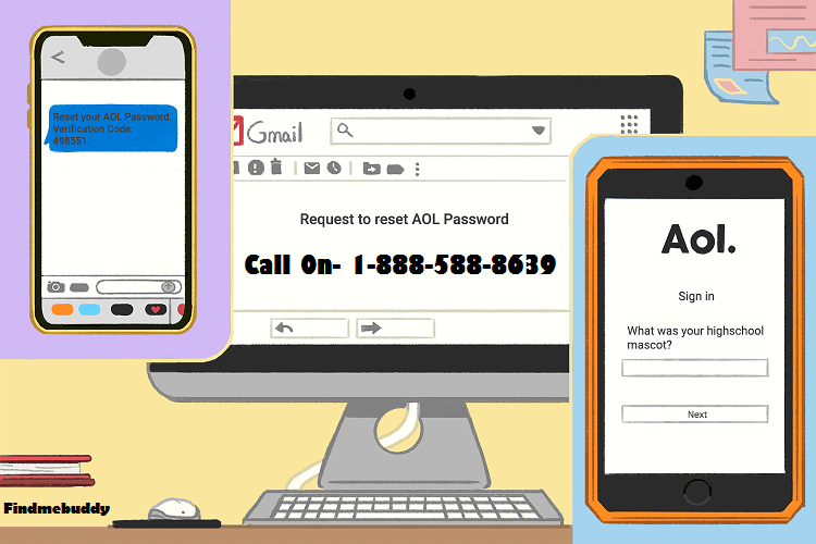 Recover AOL Email Account Password