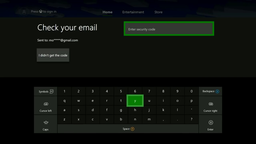 Recover Account Xbox