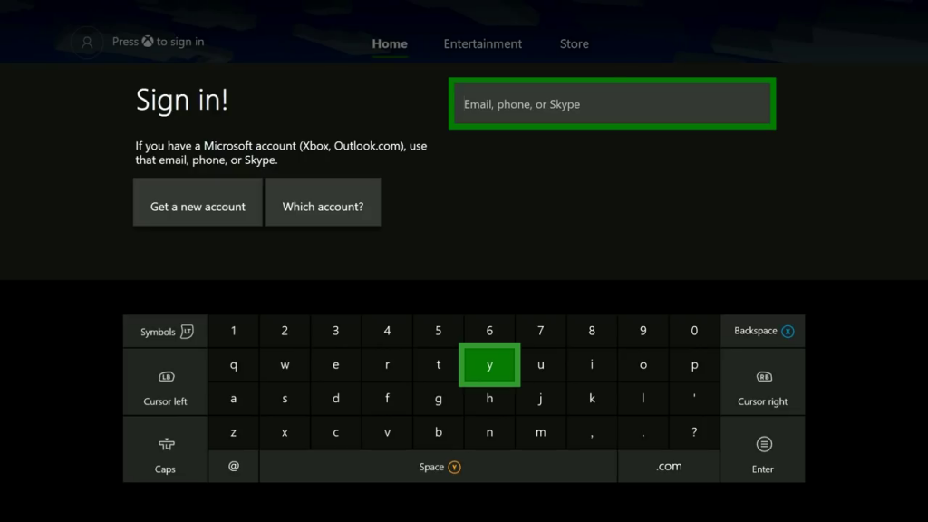 Recover Your Xbox Account